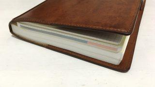 ほぼ日手帳カズン用の革製手帳カバー(A5カバー)を探す旅。ビジネス前提で。
