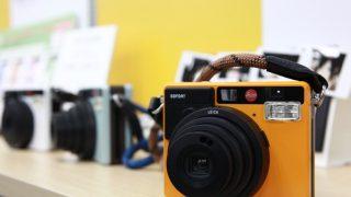 ライカ(Leica)からインスタントカメラ【ライカ ゾーフォト】が登場。ゾーフォトはライカクオリティを担保した最高級チェキ!