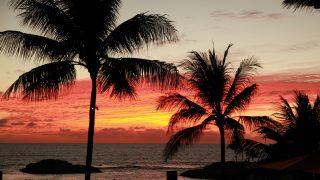 アウラニディズニーリゾート宿泊記 2日目〜アウラニから見た夕日は人生最大級の美しさ〜