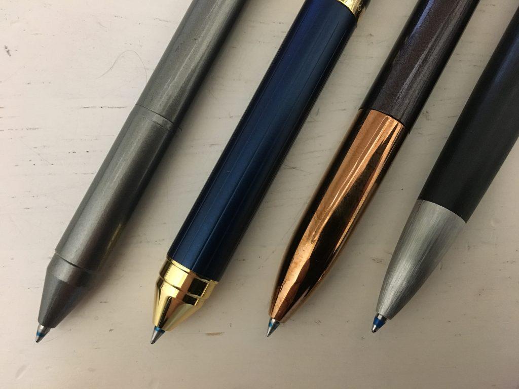 多機能ペンのペン先