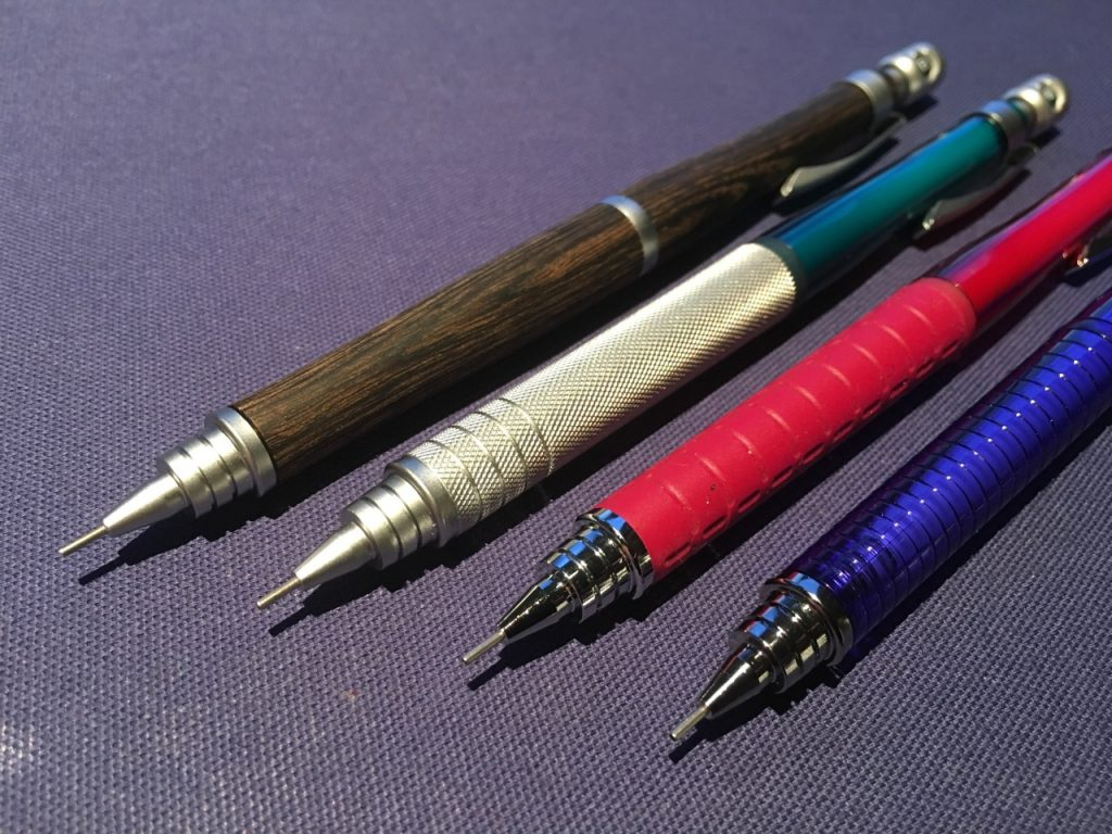 パイロットSシリーズシャープペン