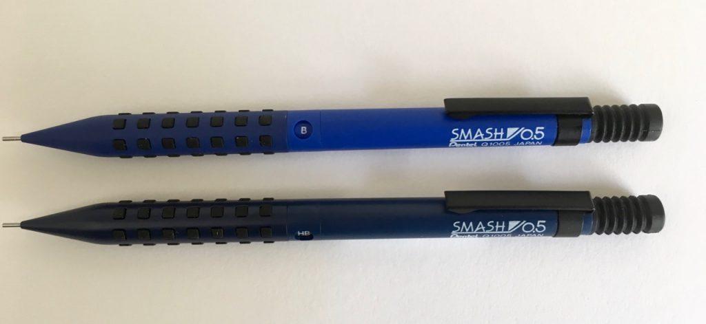 スマッシュロフト限定ブルーとスマッシュネイビー