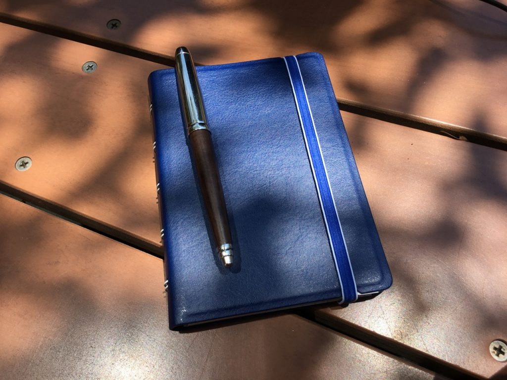 FILOFAX NOTEBOOK