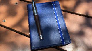 システム手帳のように用紙を自由に抜き差しできるノート【FILOFAX NOTEBOOK】