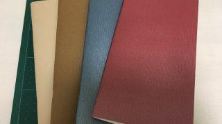 トラベラーズノートのオリジナルリフィルの作り方【トモエリバーなど万年筆に合う紙で】