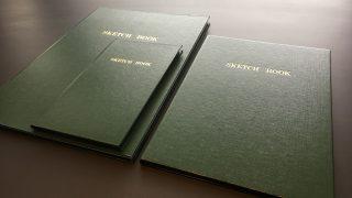 銀座ロフトで購入したおおきい野帳【ロフト限定測量野帳】