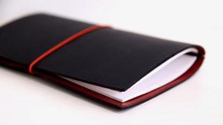 TRAVELER'S notebook みんなの投稿(みんなのカスタマイズ)に掲載されました。