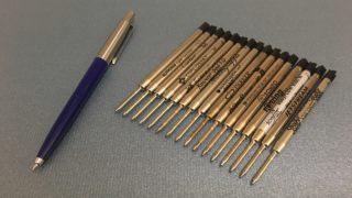 世界の油性ボールペンの書き心地を徹底比較します。