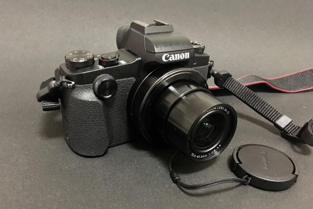 CANON PowerShot G1 X MarkⅢ