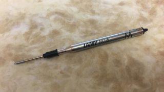 【油性ボールペン比較】LAMY(ラミー)M