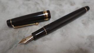 萬年筆研究会【WAGNER(ワーグナー)】万年筆のペン先2本の調整と新しい軸をお迎え。