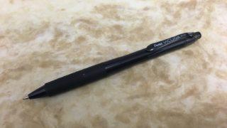 【油性ボールペン比較】Pentel VICUNA(ぺんてる ビクーニャ)0.7mm