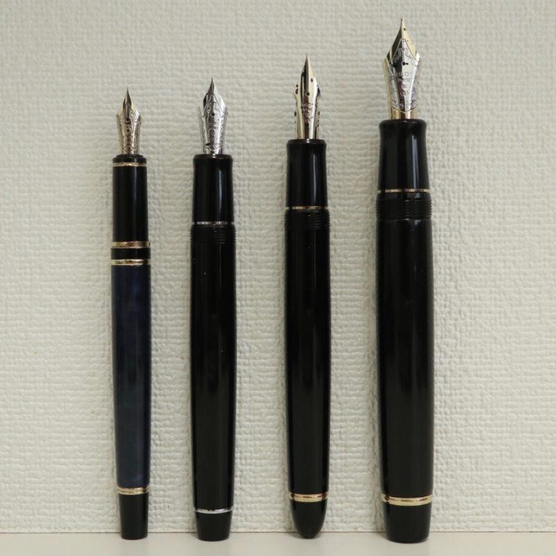 パイロット万年筆のペン先