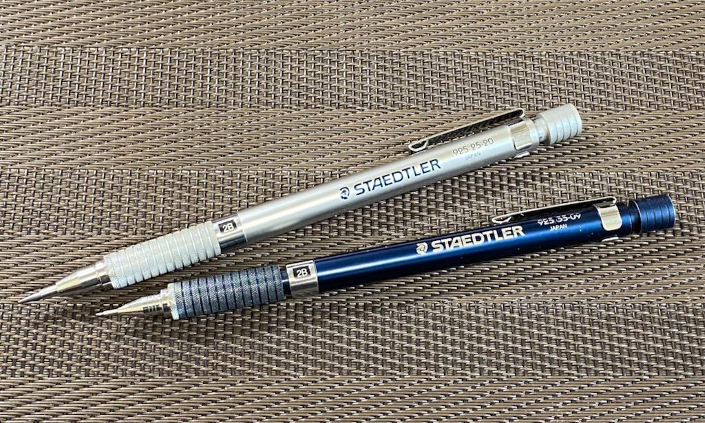 ステッドラー925製図用シャープペン