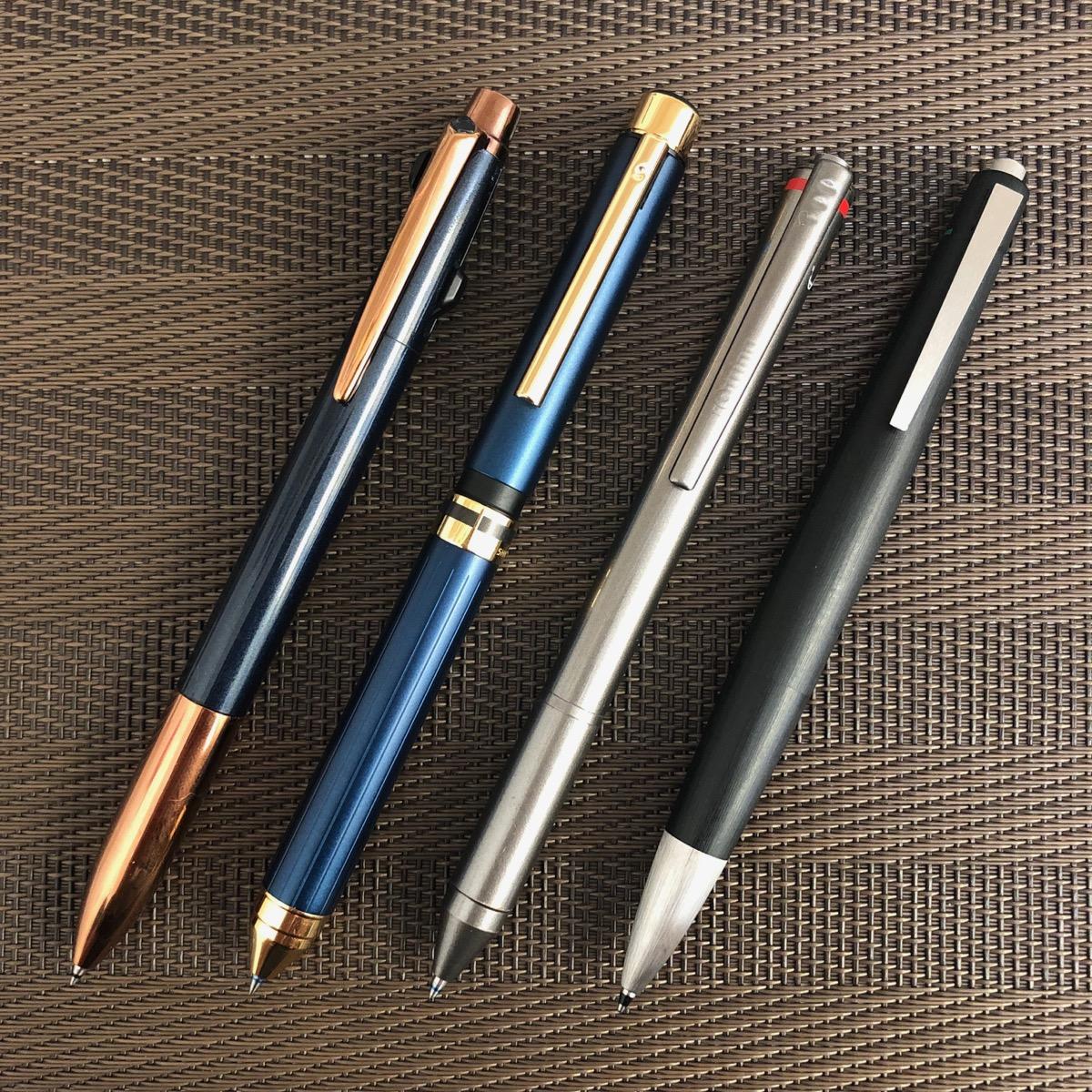 様々な多機能ペン