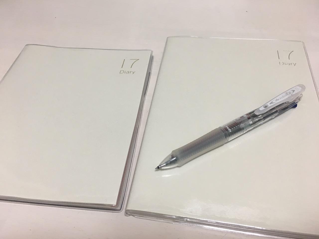 ACTIO手帳シンキングとリプレ