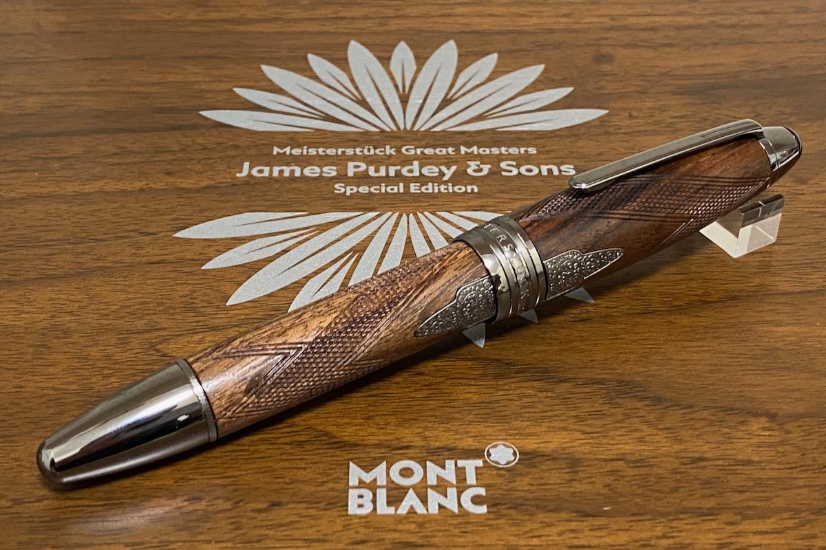 マイスターシュテュック グレートマスターズ James Purdey & Sons