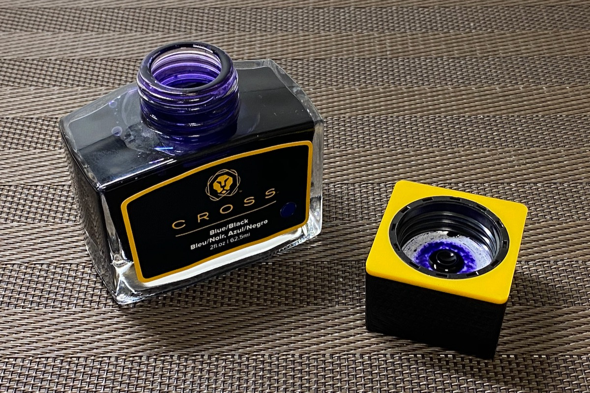 CROSS Blue Black