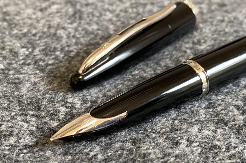 カレンのペン先