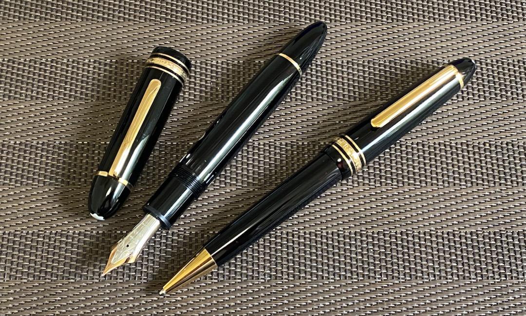 マイスターシュテュック 万年筆とボールペン