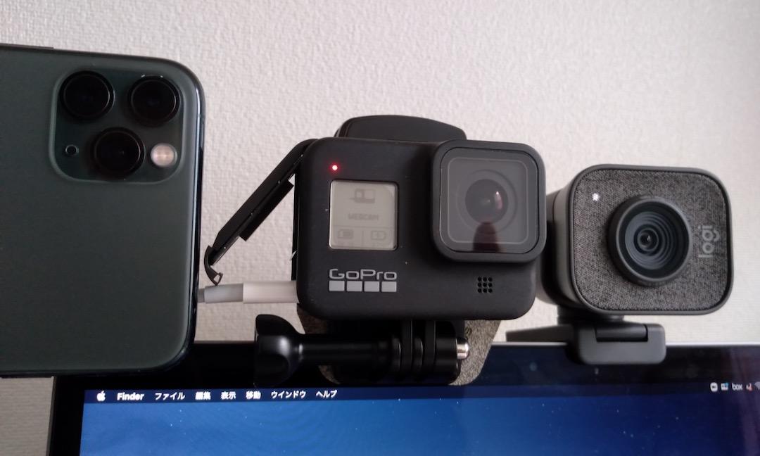外付けWEBカメラ