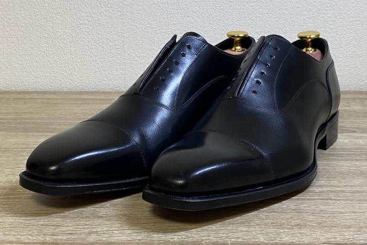 革靴 プレメンテ